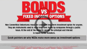 Bonds v/s Other Fixed Income Options